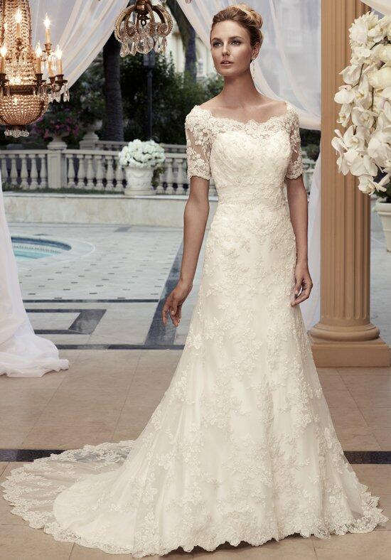Casablanca Bridal 2119 Wedding Dress photo