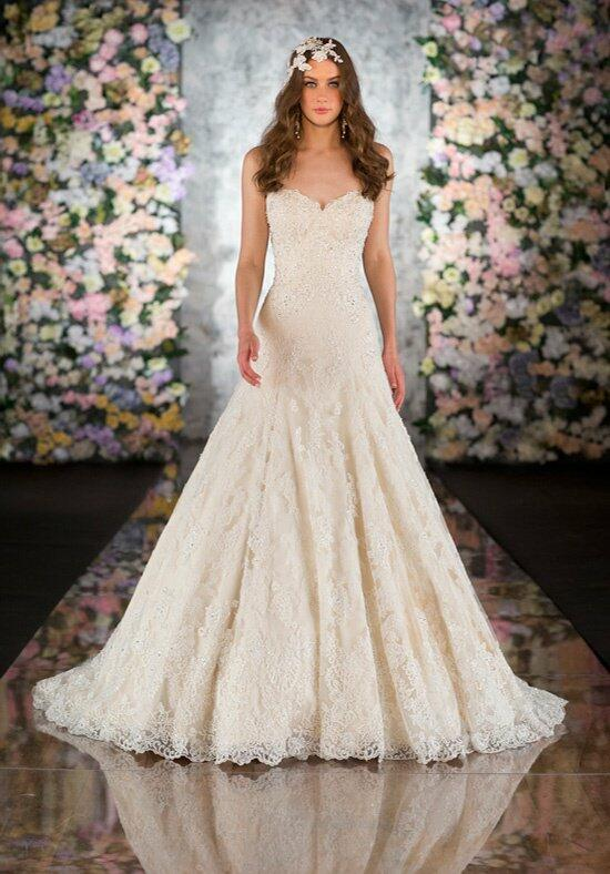 Martina Liana 516 Wedding Dress photo