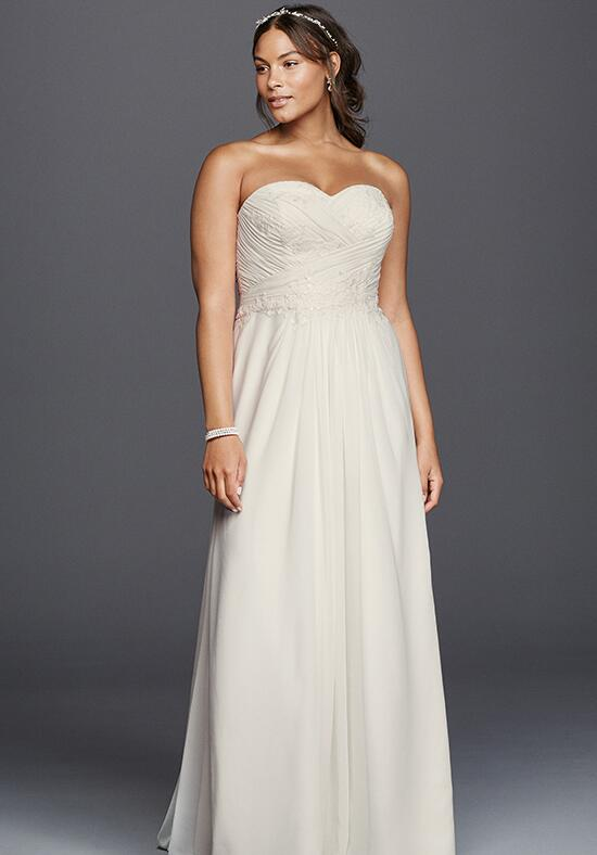 David's Bridal David's Bridal Woman Style 9WG3793 Wedding Dress photo