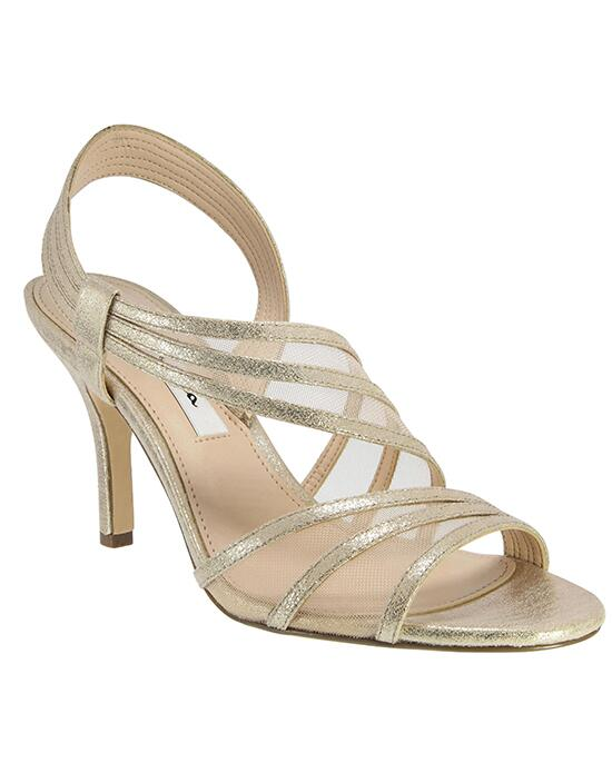 Nina Bridal Vitalia_Taupe  Wedding Shoes photo