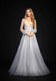 Hayley Paige Lumi-6700 Ball Gown Wedding Dress