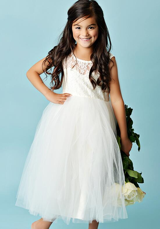 FATTIEPIE Elizabeth-tea Flower Girl Dress photo