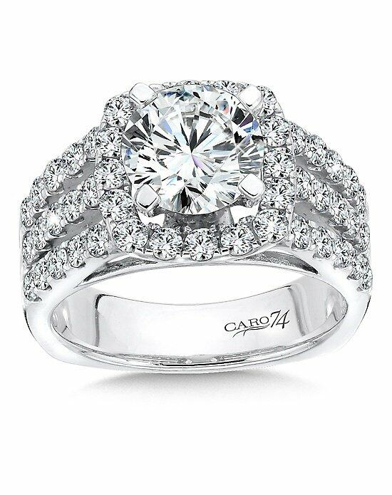 Caro 74 CR115W Engagement Ring photo