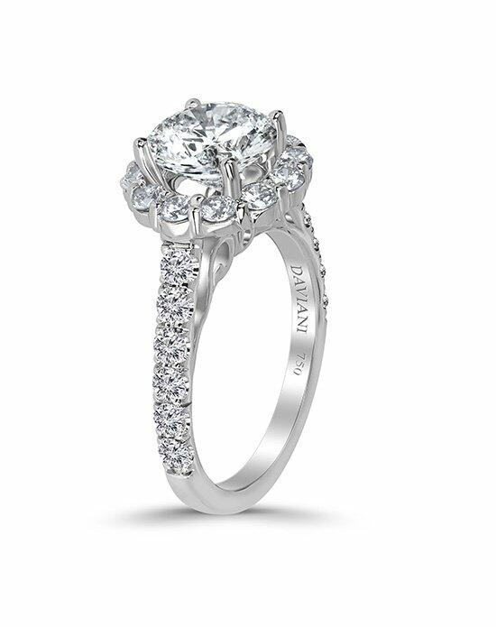 Daviani Love Links Collection DCR1053 Wedding Ring photo