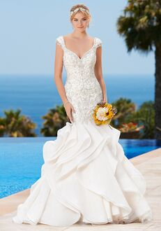 KITTYCHEN Couture CHARLIZE, K1749 Mermaid Wedding Dress