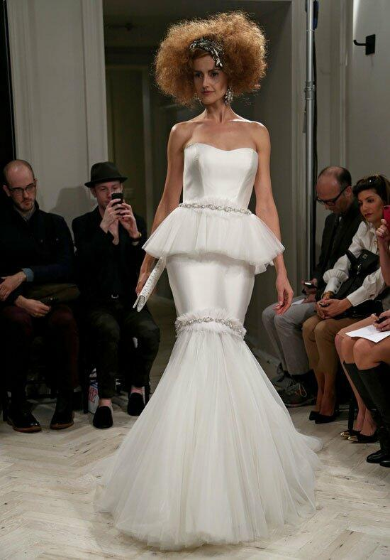 Badgley Mischka Bride Joan Wedding Dress photo