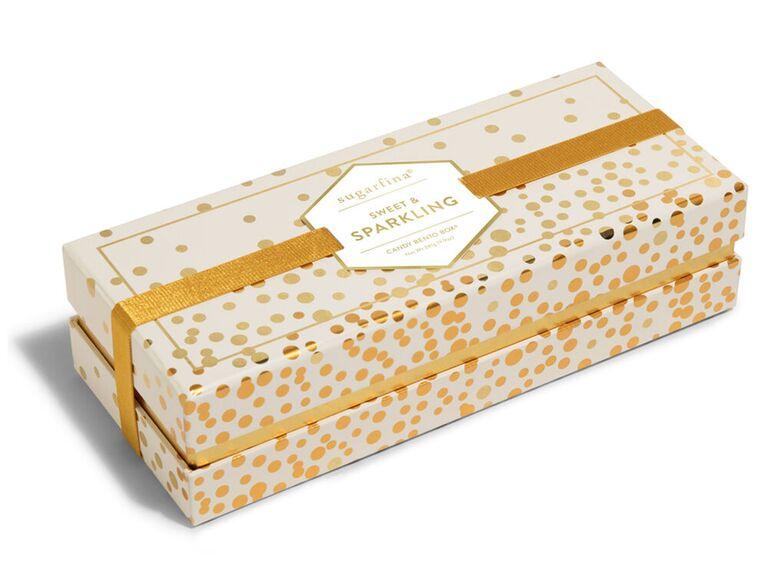 Candy bento box bridesmaid gift under $30