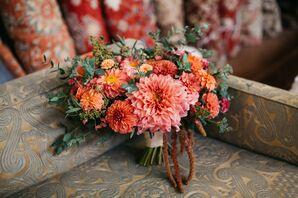 Wedding Bouquet at Material Culture in Philadelphia, Pennsylvania