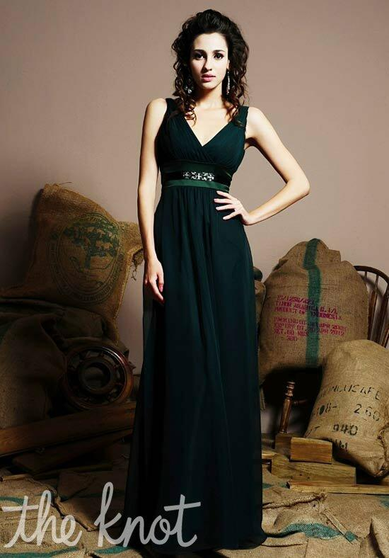 Eden Bridesmaids 7288 Bridesmaid Dress photo