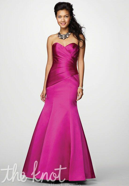 Alfred Angelo Bridesmaid Collection 7168 Bridesmaid Dress photo
