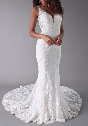Louvienne Jolie Mermaid Wedding Dress