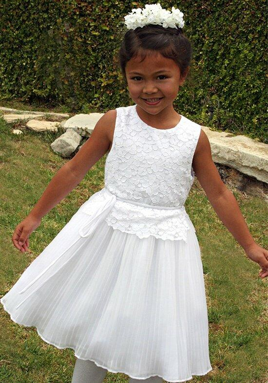 Isabel Garretón Debut Flower Girl Dress photo