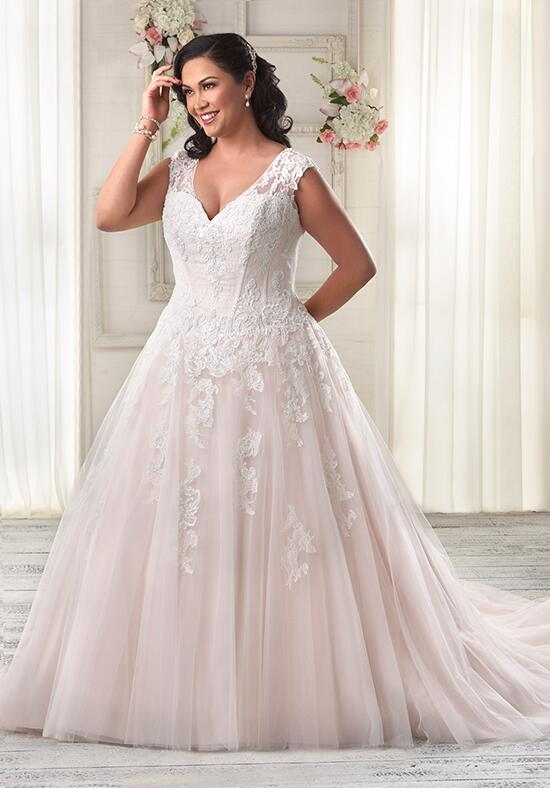 Unforgettable by Bonny Bridal 1605 Wedding Dress photo