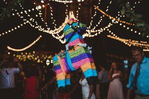Pinata at Wedding