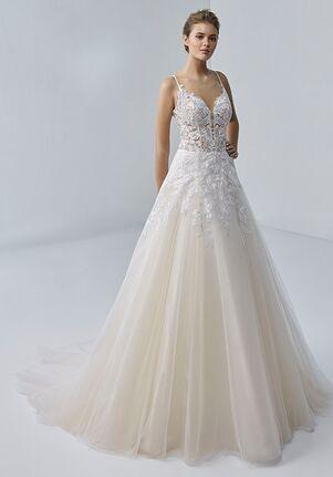 ÉTOILE ETIENNETTE Mermaid Wedding Dress