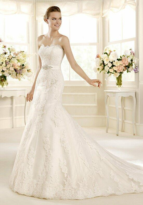 La sposa maya wedding dress the knot for Wedding dresses the knot