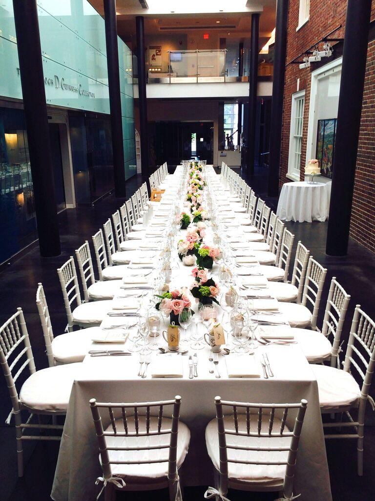 Wedding venue in Morristown, New Jersey.