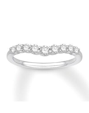 Now & Forever 533232702 White Gold Wedding Ring