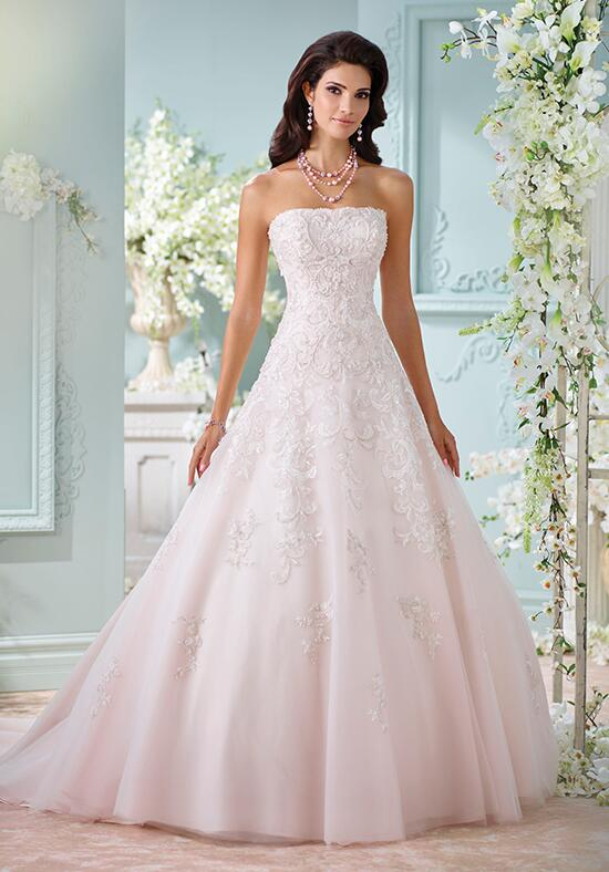 David Tutera for Mon Cheri 116216 - Sunniva Wedding Dress photo