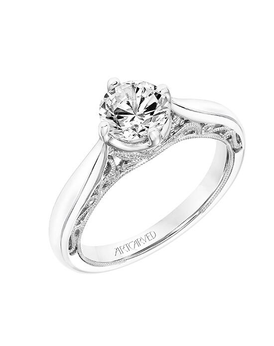 ArtCarved 31-V759ERW-E.00 Engagement Ring photo