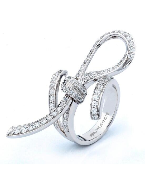 TRUE KNOTS The Knot Collection - K3181 Engagement Ring photo