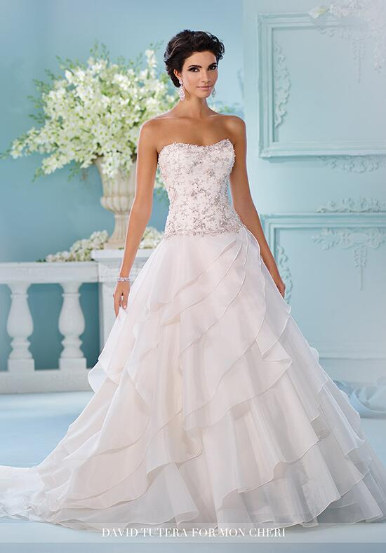 David Tutera for Mon Cheri 216247 Sapphire Wedding Dress photo
