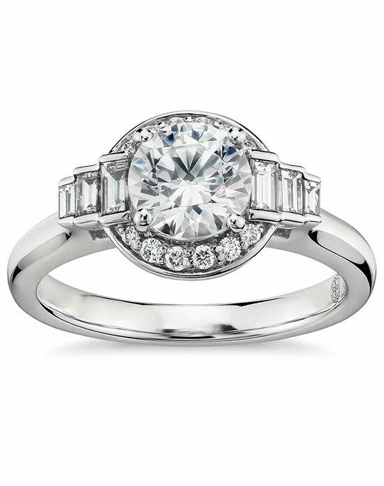 Platinum Must Haves Colin Cowie for Blue Nile Platinum & Diamond Engagement Ring Engagement Ring photo
