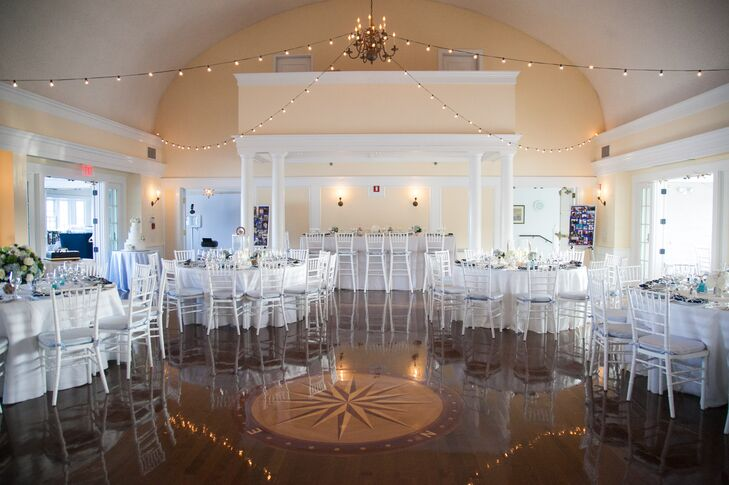 Belle Haven Club Ballroom Reception