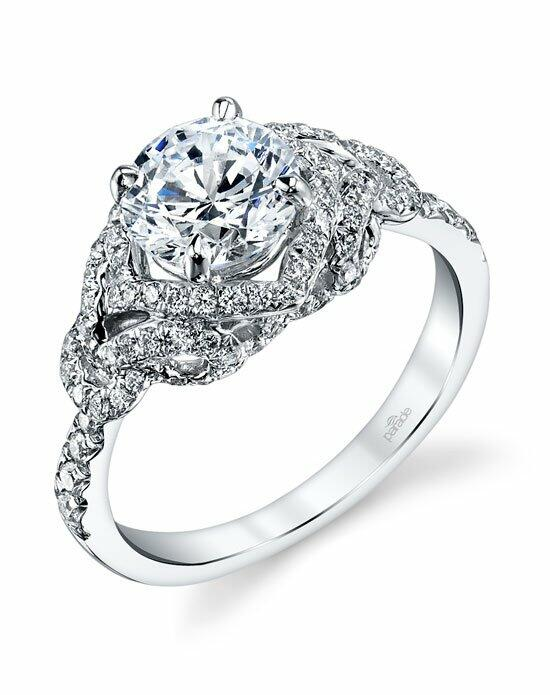 Parade Design Style R3350 from the Hemera Collection Engagement Ring photo