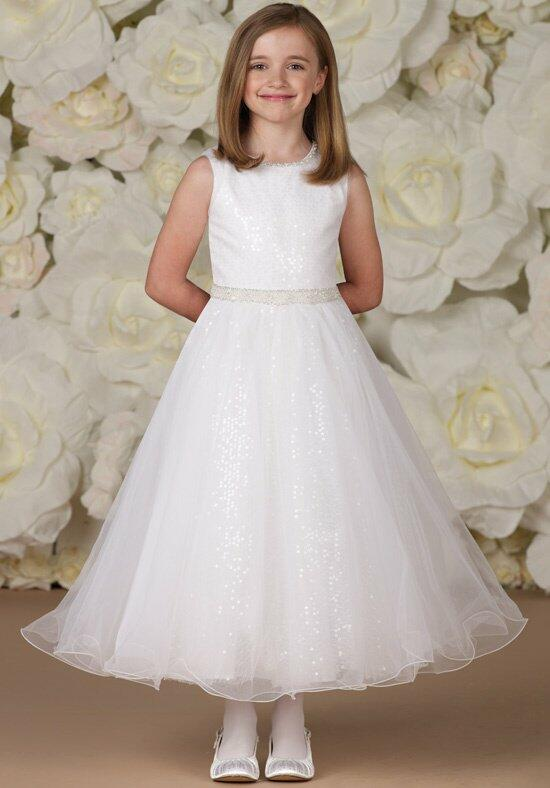 Joan Calabrese by Mon Cheri 113372 Flower Girl Dress photo