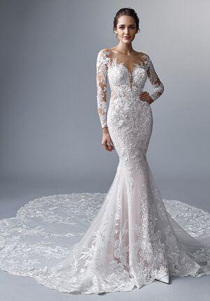 ÉLYSÉE Atelier LOUVECIENNES Mermaid Wedding Dress