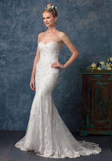 Beloved by Casablanca Bridal BL244 Lapis Mermaid Wedding Dress