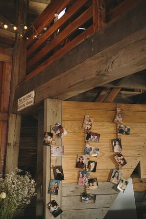 Personalized Photo Wall Decorations