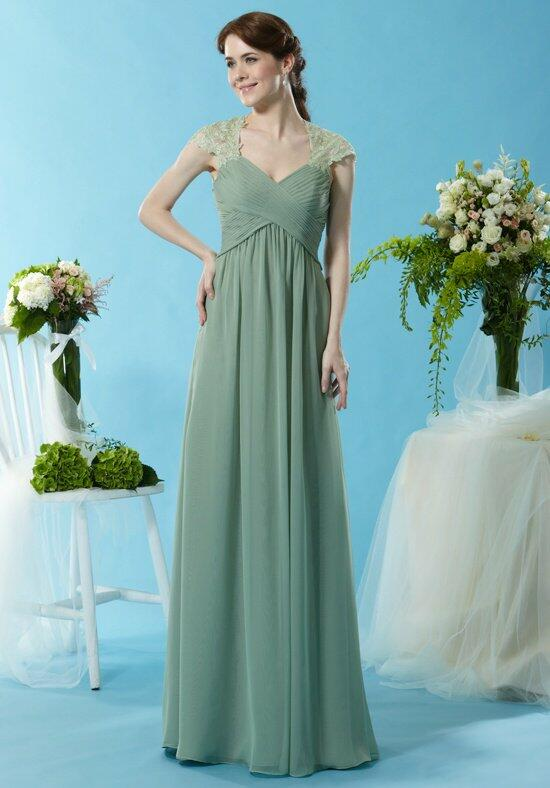 Eden Bridesmaids 7445 Bridesmaid Dress photo