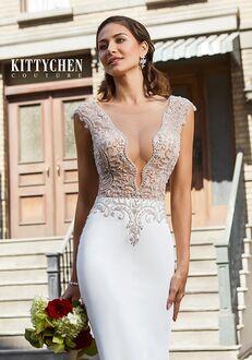 KITTYCHEN Couture ROSETTA K1897 Sheath Wedding Dress