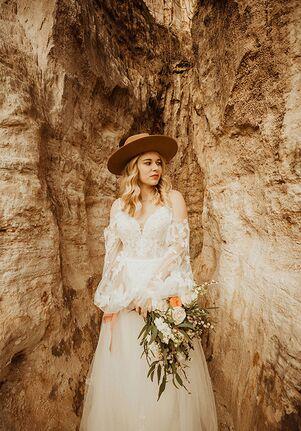 Stella York 7294 A-Line Wedding Dress