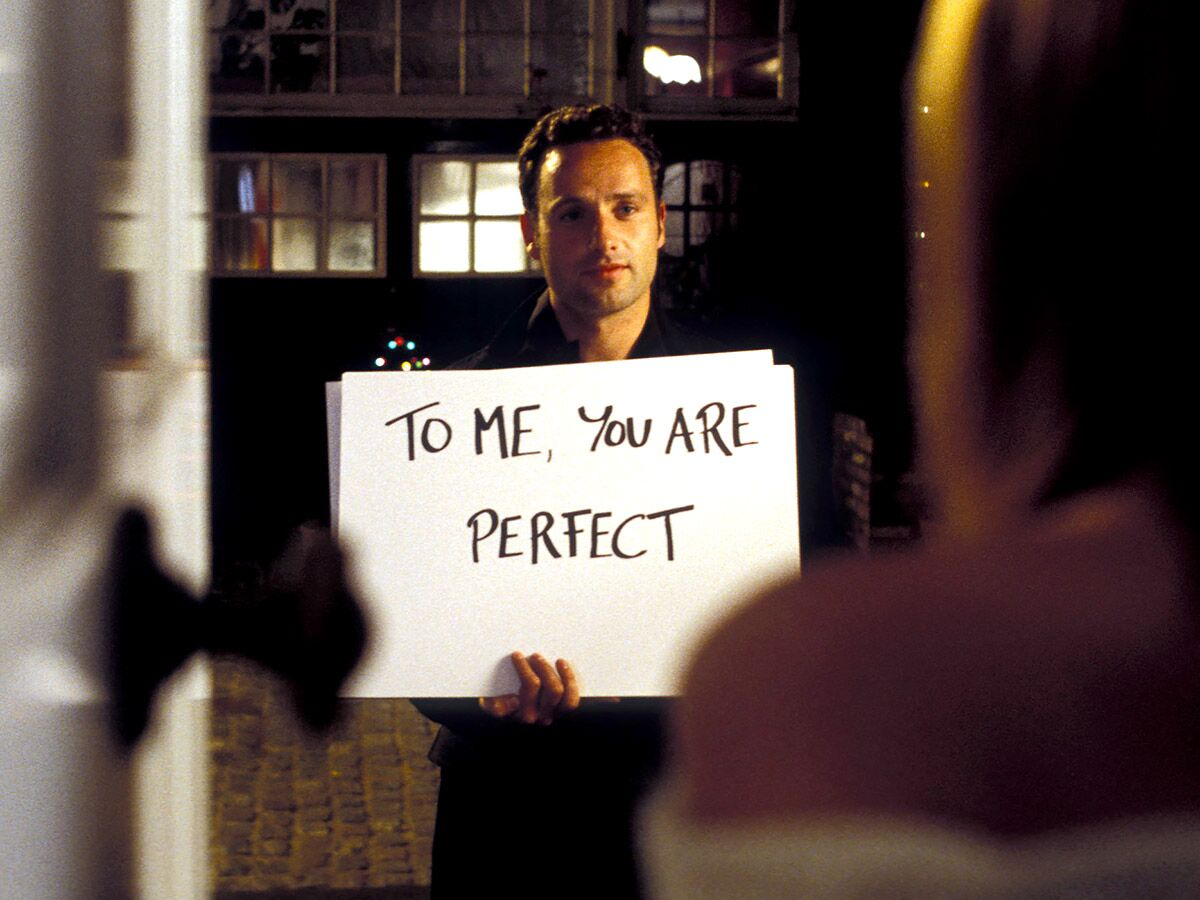 9 Love Actually Quotes