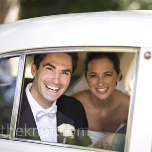 Megan & Paul in Burlingame, CA