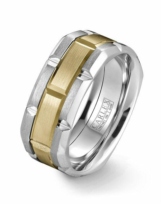 Carlex CX1-0001YW Wedding Ring photo