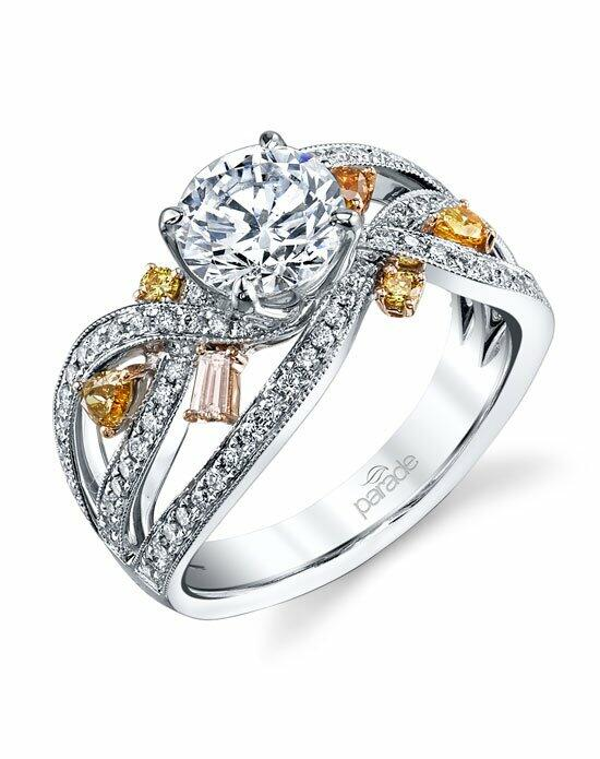 Parade Design Style R3359 from the Reverie Bridal Collection Engagement Ring photo