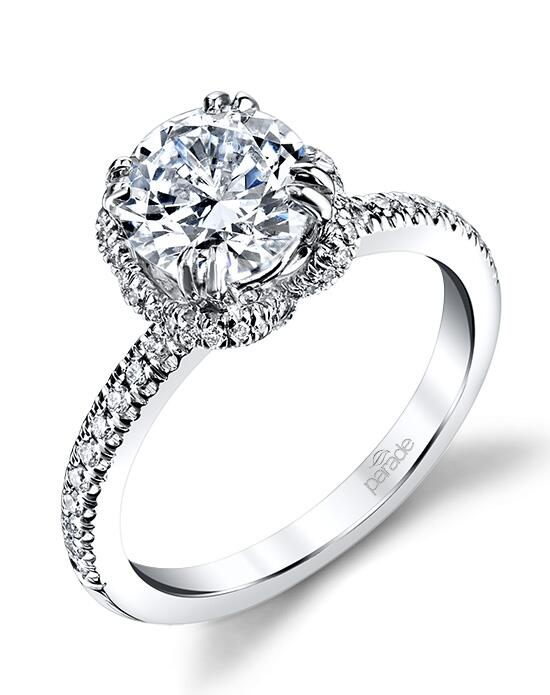 Parade Design Style R2865 from the New Classic Bridal Collection Engagement Ring photo