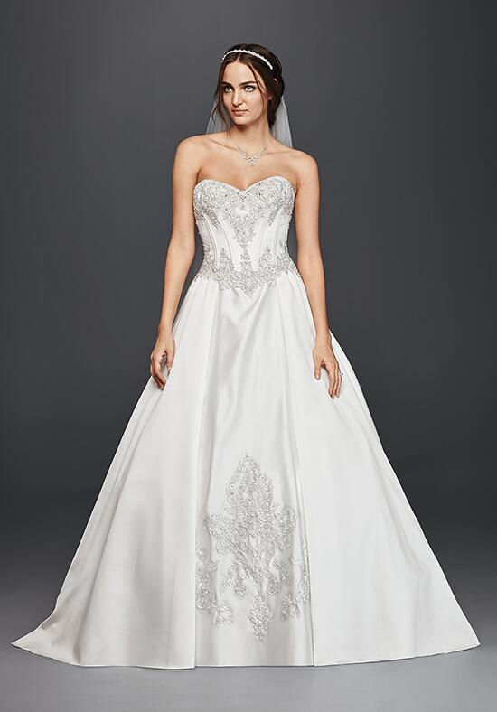 David's Bridal Jewel Style WG3814 Wedding Dress photo