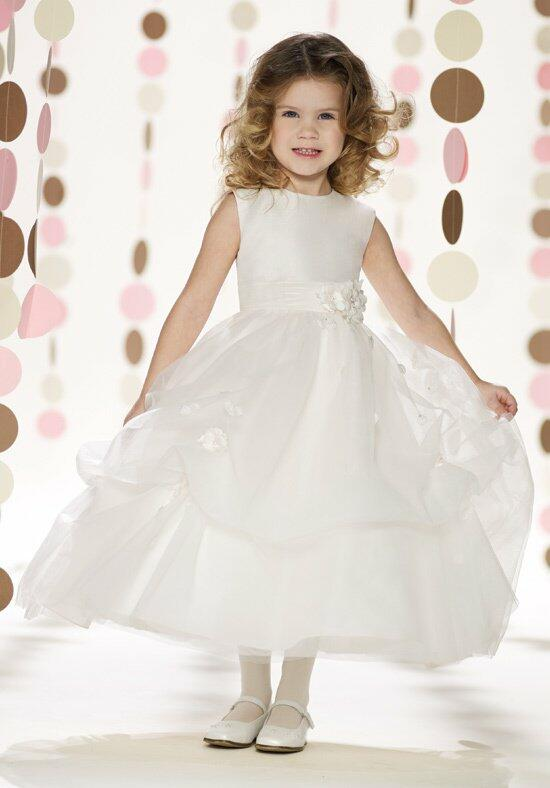 Joan Calabrese by Mon Cheri 213317 Flower Girl Dress photo