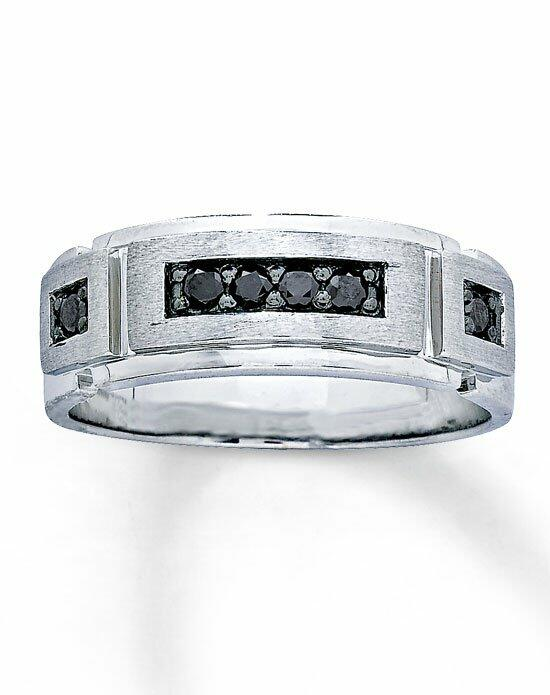 Artistry Diamonds 10kw BLK 1/4ct men's diamond ring-051143105 Wedding Ring photo