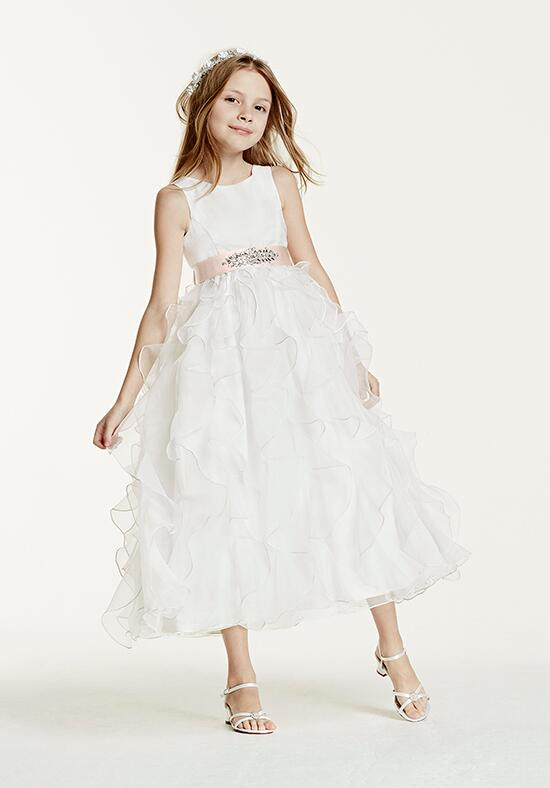 David's Bridal Juniors David's Bridal Style H1281 Flower Girl Dress photo