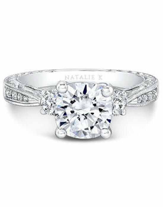 Natalie K Renaissance Collection - NK13889-W Engagement Ring photo