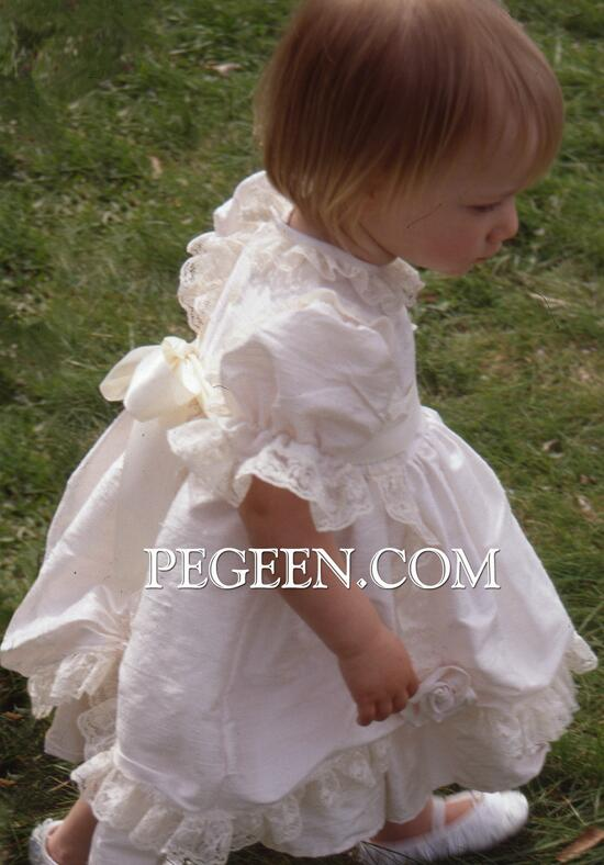 Pegeen.com  397 Flower Girl Dress photo