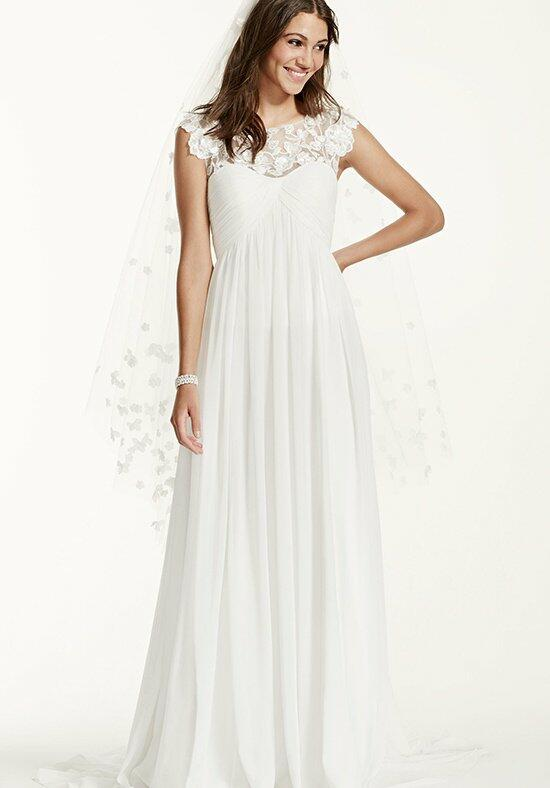 David's Bridal Galina Style WG3698 Wedding Dress photo