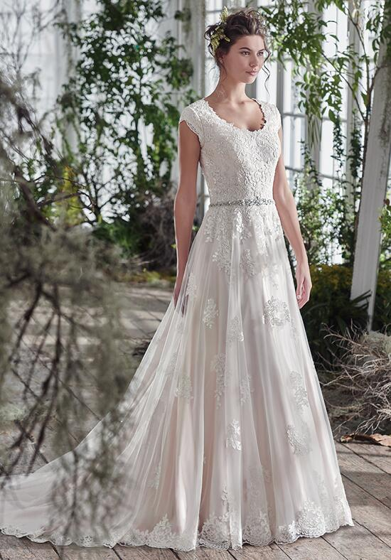Maggie Sottero Shannon Wedding Dress photo