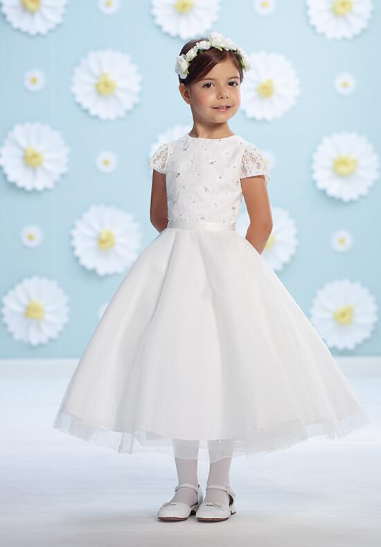 Joan Calabrese by Mon Cheri 116396 Flower Girl Dress photo